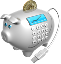 Cashculator app icon